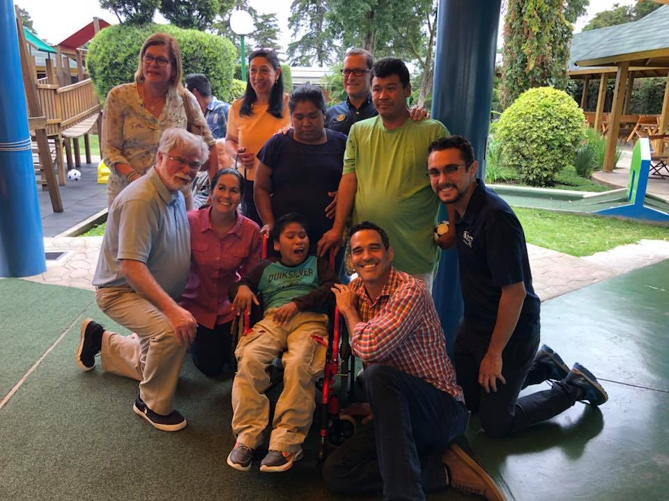 Bringing Wheelchairs to People in Guatemala